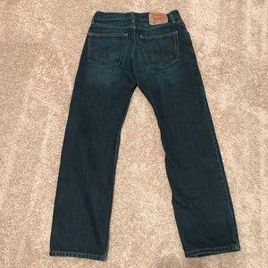 Men's Levi Jeans straight leg
